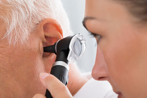 encouraging a loved one to get a hearing test
